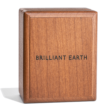 Brilliant Earth wood ring box