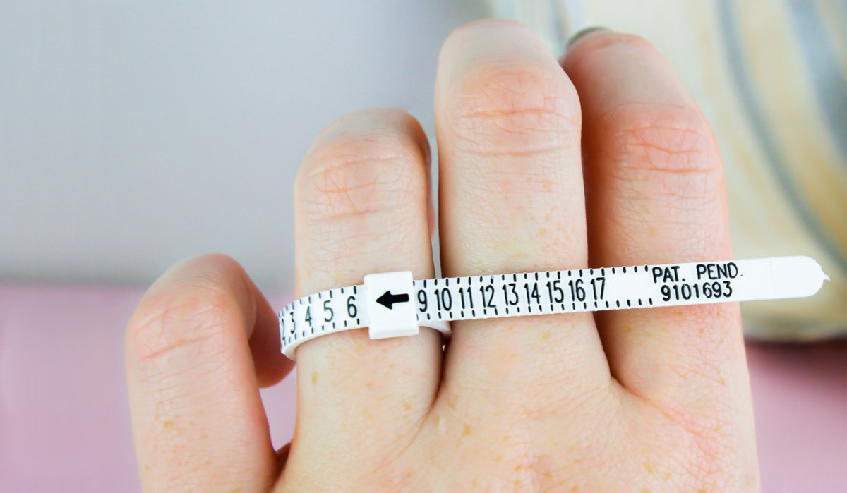 How To Find Your Ring Size Brilliant Earth