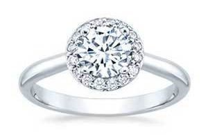Hand-selected Pre-set Diamond Ring