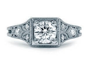 custom engagement rings - Custom Wedding Ring