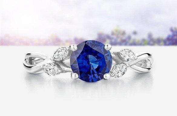 Brilliant Earth Diamond Rings