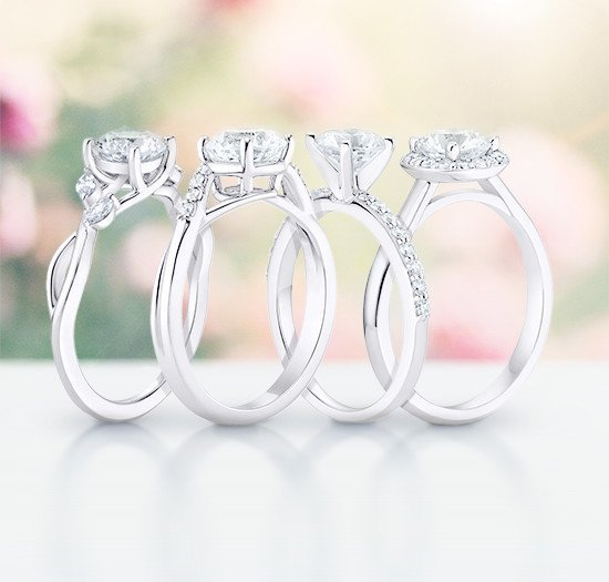 preset rings - Engagement And Wedding Rings