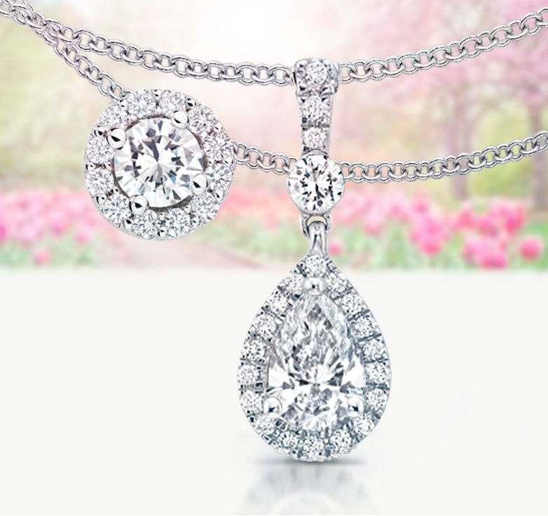Pendants and Necklaces   Brilliant Earth Fine Jewelry