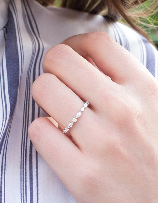 Wedding And Anniversary Rings Brilliant Earth