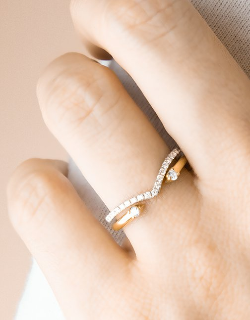 Engagement Ring Vs Wedding Ring.Wedding And Anniversary Rings Brilliant Earth