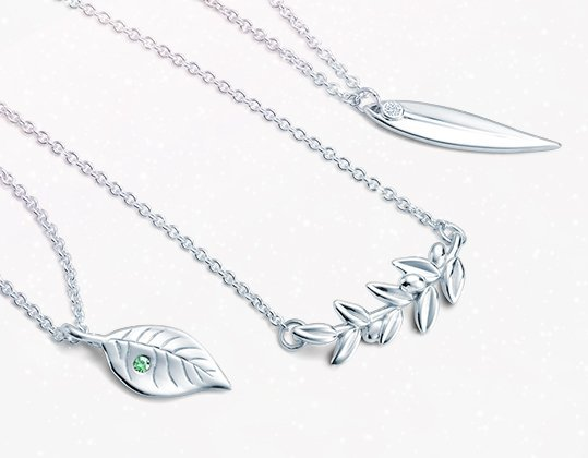Pendants and necklaces brilliant earth fine jewelry silver necklaces aloadofball Images