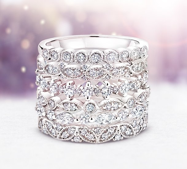 Wedding and Anniversary Rings | Brilliant Earth - photo #23