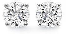 Create Your Own Diamond Earrings