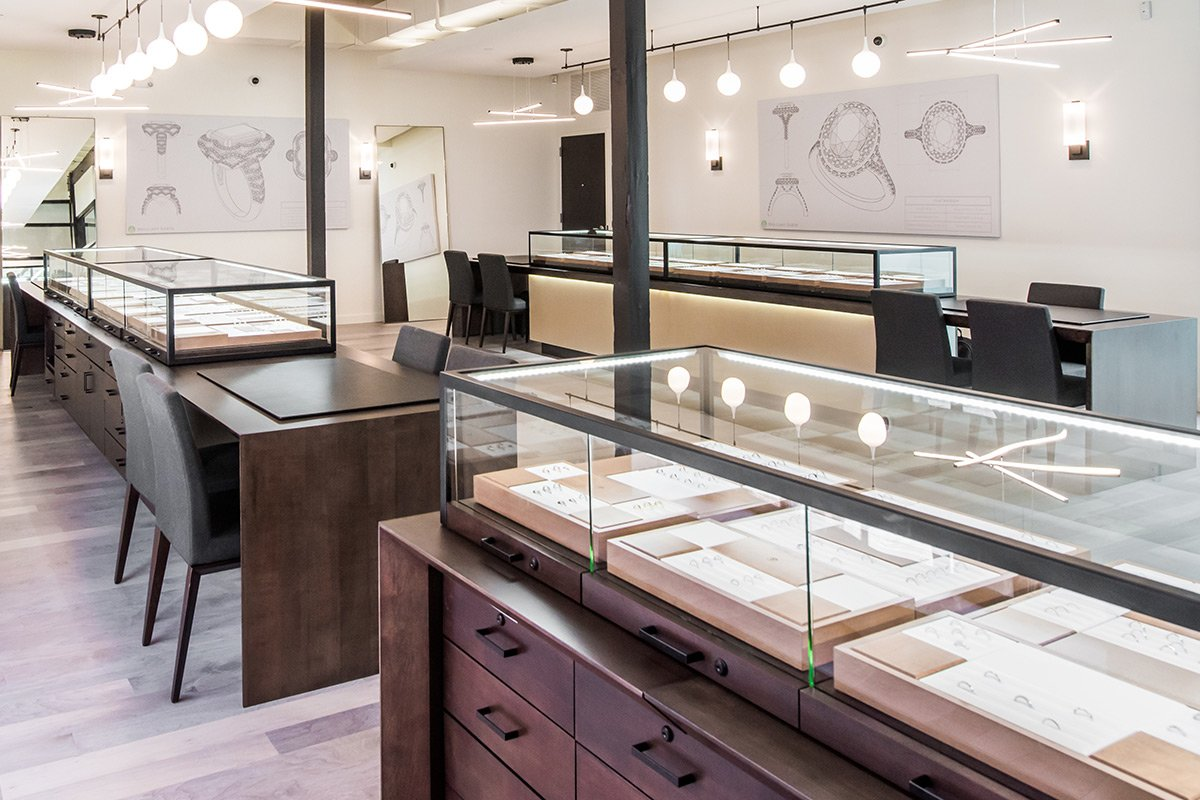 DC Jeweler | Brilliant Earth Engagement Rings